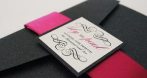 Designing Wedding Invitations