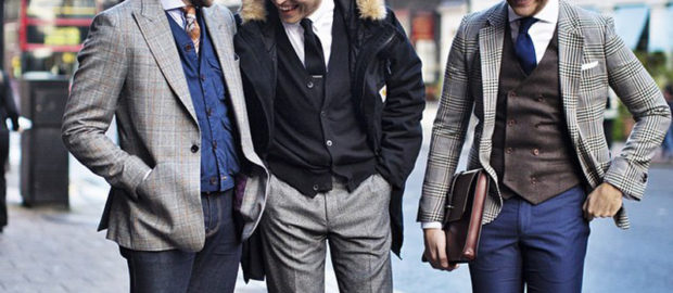 What's Considered Fashionable in Men's Clothing Now?