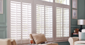 Top 10 Reasons Why You Should Consider Plantation Shutters For Living Spaces
