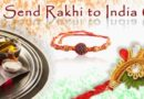 Send Unique Rakhi to India, and Move Your Brothers to the Core