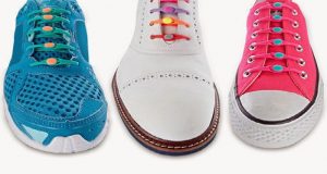 Kids love these elastic shoelaces